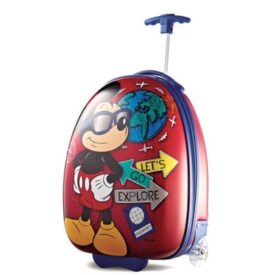 Disney® Mickey 18-Inch Wheeled Upright Carry-On