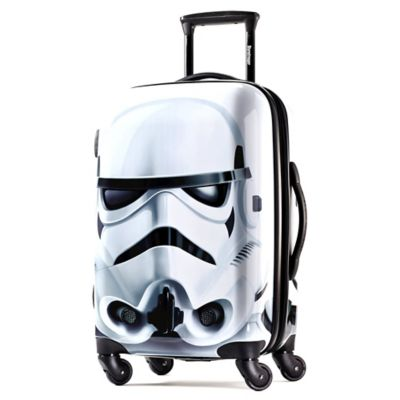 Star Wars® Storm Trooper 21-Inch Upright Spinner Suitcase
