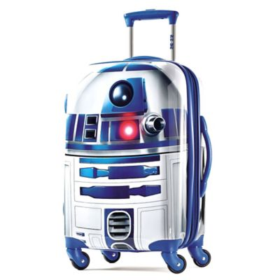 Star Wars® R2-D2 21-Inch Upright Wheeled Suitcase