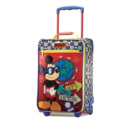 Disney® by American Tourister® Mickey 18-Inch Softside Wheeled Carry-On