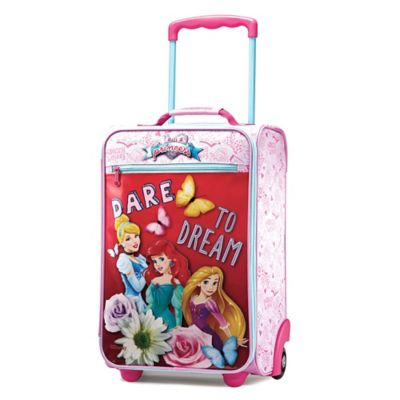 Disney® Princesses 18-Inch Softside Wheeled Carry-On