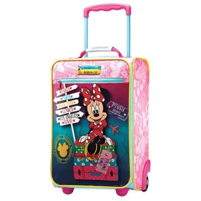 Disney® by American Tourister® Minnie 18-Inch Softside Wheeled Carry-On