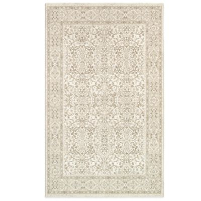 Couristan® Marina Collection St. Tropez 3-Foot 11-Inch x 5-Foot 6-Inch Rug in Oyster