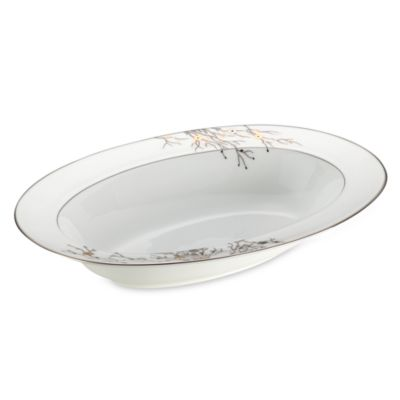 "Imperial Blossom 11"" Vegetable Bowl"