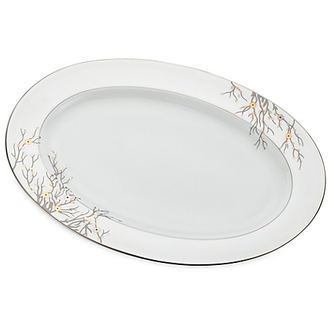 Imperial Blossom 14-Inch Oval Platter