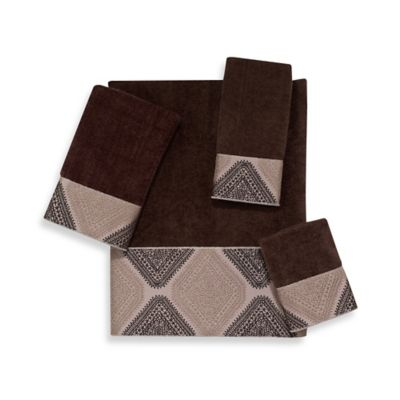 Avanti Vision Bath Towel in Mocha