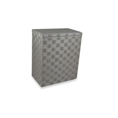 Baum Heritage Standard Hamper in Grey