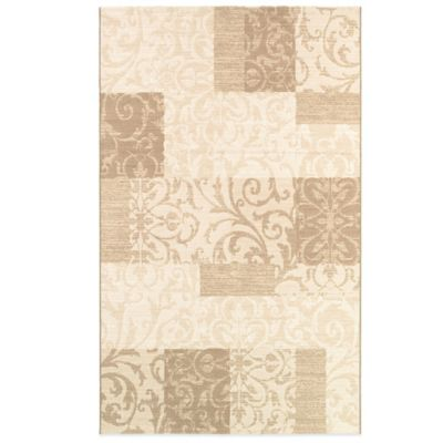 Couristan® Marina Collection Cyprus 2-Foot x 3-Foot 11-Inch Rug in Beige