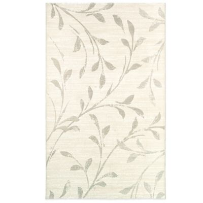 Couristan® Marina Collection Capri 3-Foot 11-Inch x 5-Foot 6-Inch Rug in Oyster
