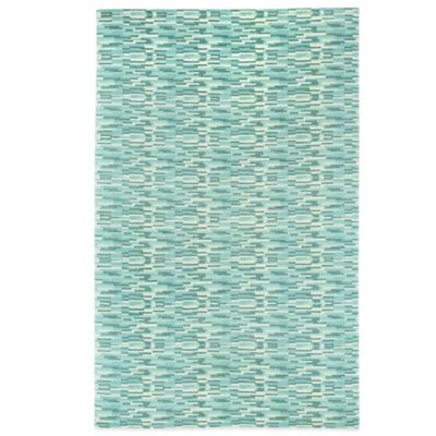 Kevin O'Brien by Capel Rugs Portofino 5-Foot x 8-Foot Rug in Sage Mint