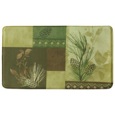 Decorative Foam Kitchen Mats