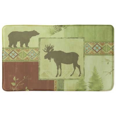Kitchen Memory Foam Rugs