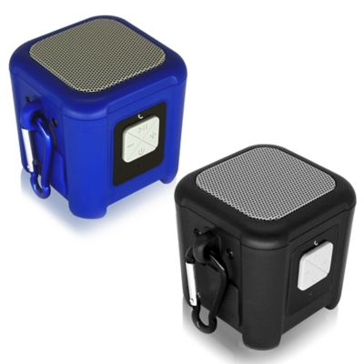 Riptide Outdoor Waterproof Bluetooth Speaker in Blue