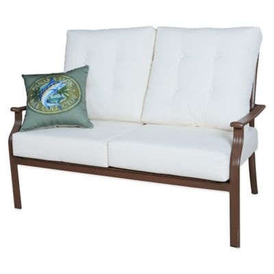 Panama Jack Island Breeze Deep Seating Loveseat