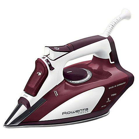 Dx8800 rowenta steam irons manual arts for Rowenta pro master iron mercedes benz