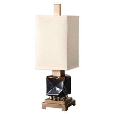 Uttermost Calva Oxidized Buffet Lamp in Bronze