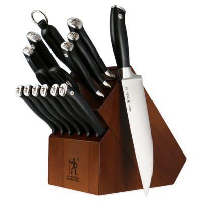 Forged Knife Set