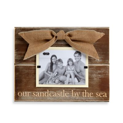 Beige Photo Frame