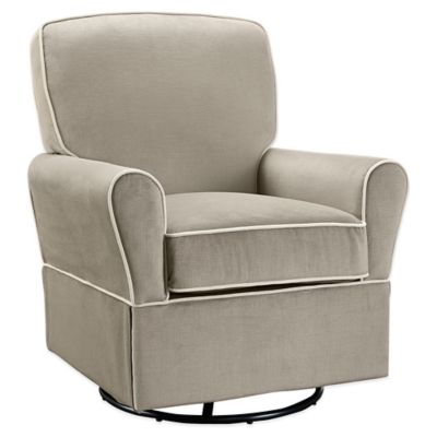 Bebe Confort® Milan Swivel Glider in Taupe