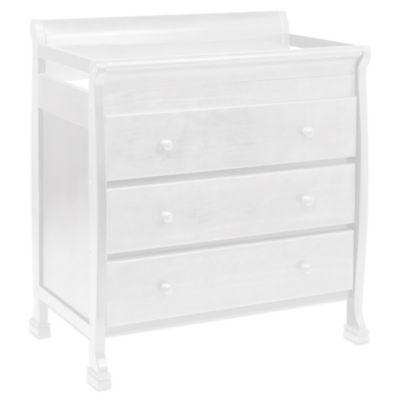 DaVinci Porter 3-Drawer Changer/Dresser in White