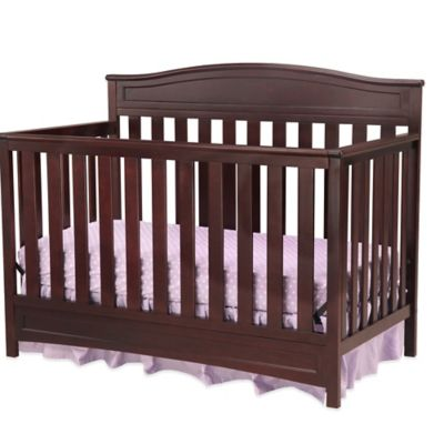 Delta™ Emery 4-in-1 Convertible Crib in Dark Chocolate