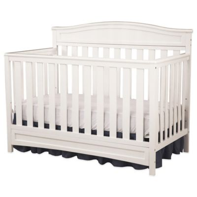 Delta™ Emery 4-in-1 Convertible Crib in White