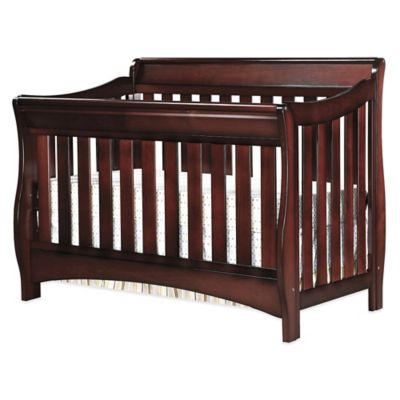 Delta Bentley S Series 4-in-1 Convertible Crib in Black Cherry Espresso