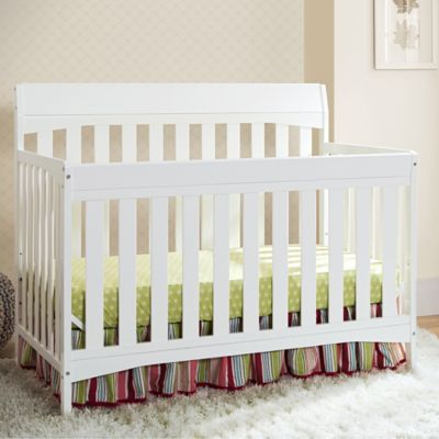 Delta™ Remi 4-in-1 Convertible Crib in White