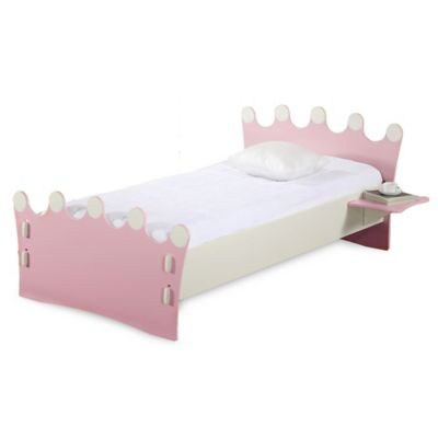 Legare® Princess Twin Bed in Pink