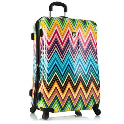 Heys® Color Herringbone Fashion 30-Inch Upright Spinner