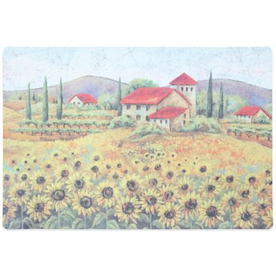 Mohawk Sunflower Vista 1-Foot 6-Inch x 2-Foot 3-Inch Rug