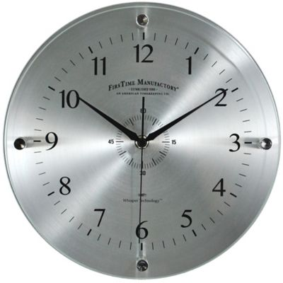 Steel Clock Wall Clocks