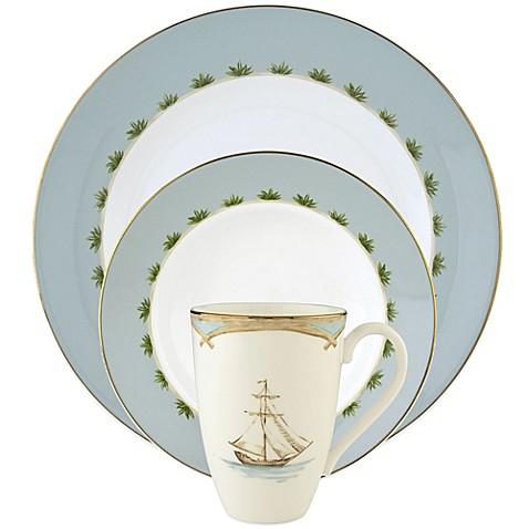 Lenox british colonial tradewind dinnerware collection - Bed bath and beyond palm beach gardens ...