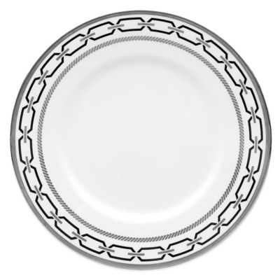 Vera Wang Wedgwood® With Love Nouveau Indigo Accent Plate