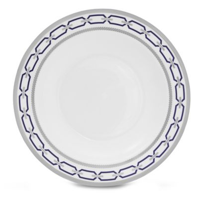 Vera Wang Wedgwood® With Love Nouveau Indigo Rim Soup Bowl