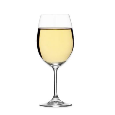 Mikasa® Laura White Wine Glass (Set of 4)