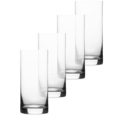 Mikasa® Laura Double Highball Glass (Set of 4)