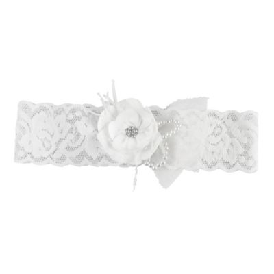 Ivy Lane Design™ Bianca Large Garter in White