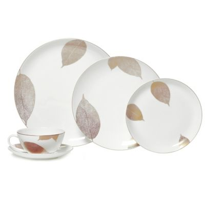Mikasa® Adelynn Gold 5-Piece Place Setting