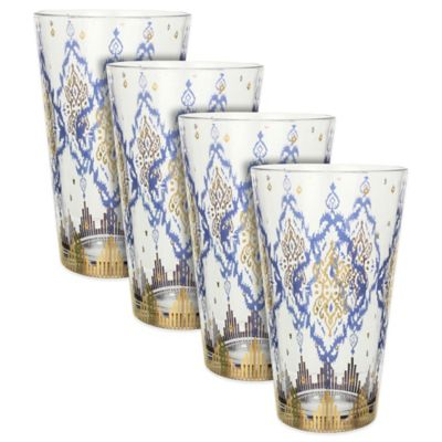 Patina Vie Drinking Glasses