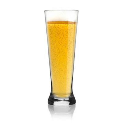 Mikasa® Laura Pilsner Glass (Set of 4)