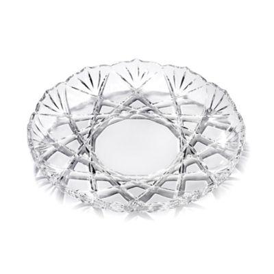 Mikasa Glass Platter