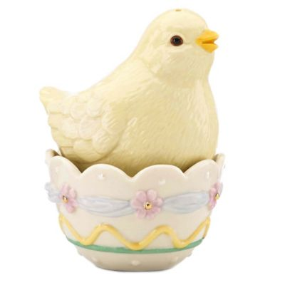 Lenox® Spring Chick and Egg Salt & Pepper Set