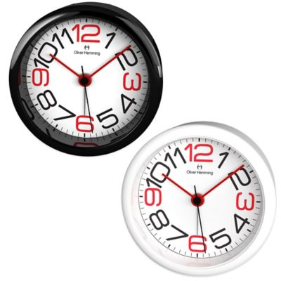 Oliver Hemming Alarm Clocks