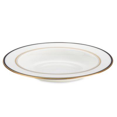 Library Lane Navy™ 9-Inch Pasta/Rim Soup Bowl