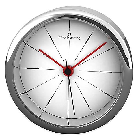 Buy oliver hemming desire extreme minimalist alarm clock for Minimalist alarm clock