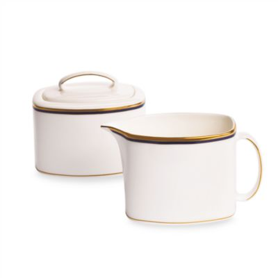 kate spade new york Library Lane Navy™ Creamer