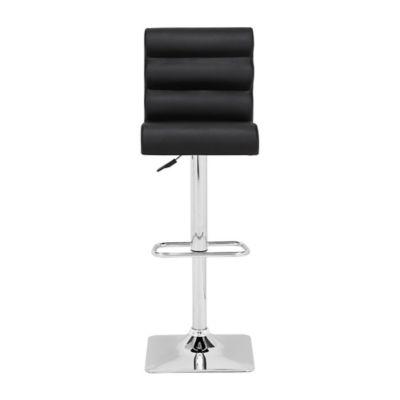 Zuo® Modern Nitro Barstool in Black