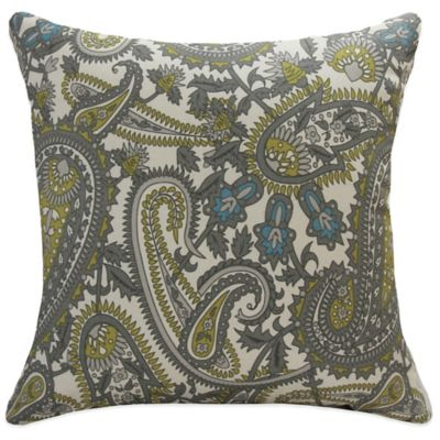 Pennie Square Throw Pillow (Set of 2)