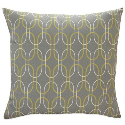 Gray Decorative Toss Pillows